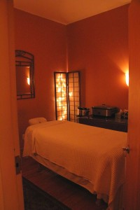 Terme Di Aroma's ambiance is as relaxing as their massages