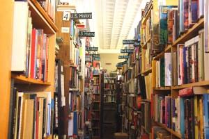 bookstore 2nd st