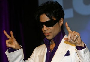 Prince signs landmark deal and the industry took notice