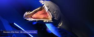 Dinosaurs-aquarium