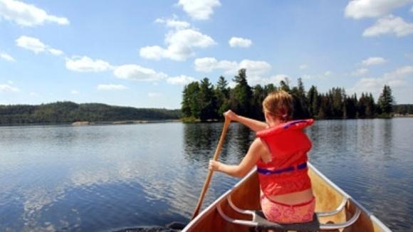 poconos-canoe