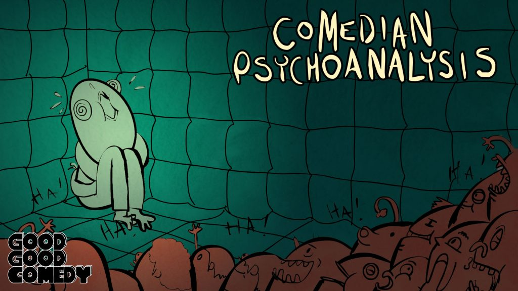 ComedianPsychoanalysis