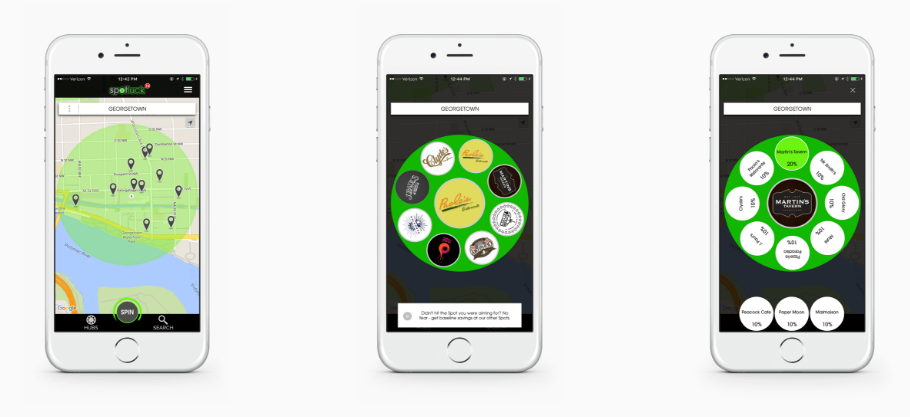 spotluck-dining-app