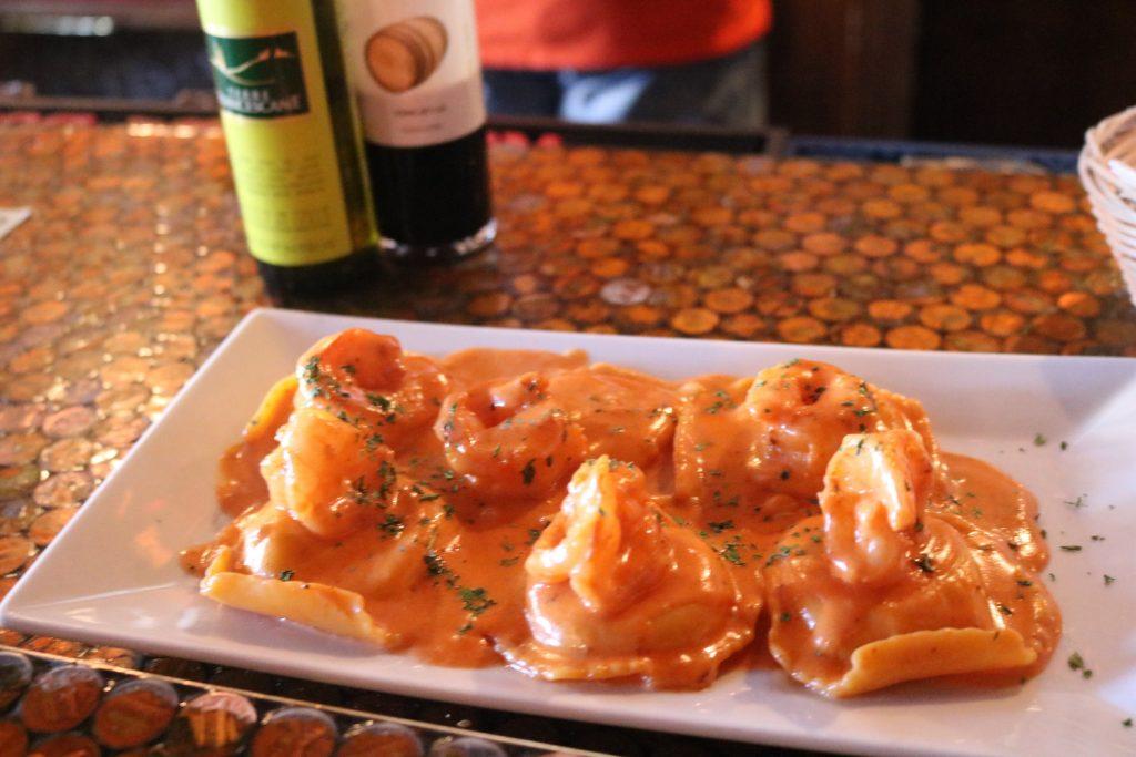 murphs-bar-lobster-ravioli