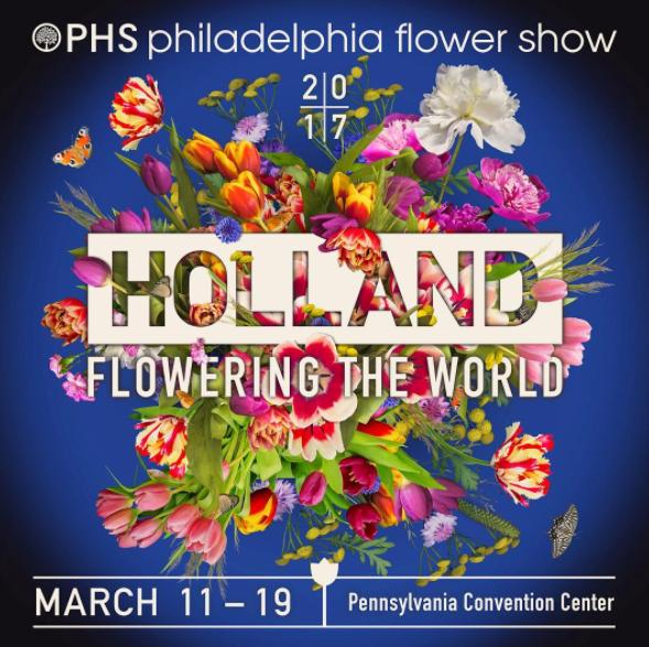 PHS-Philadelphia Flower Show