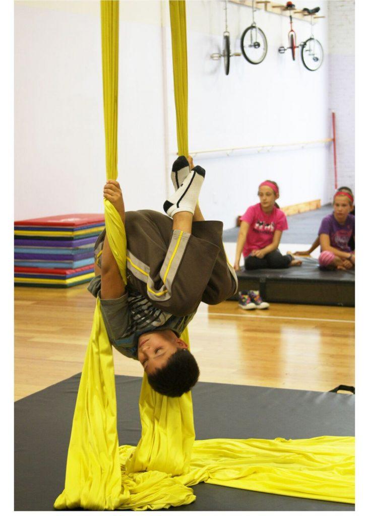 school of circus