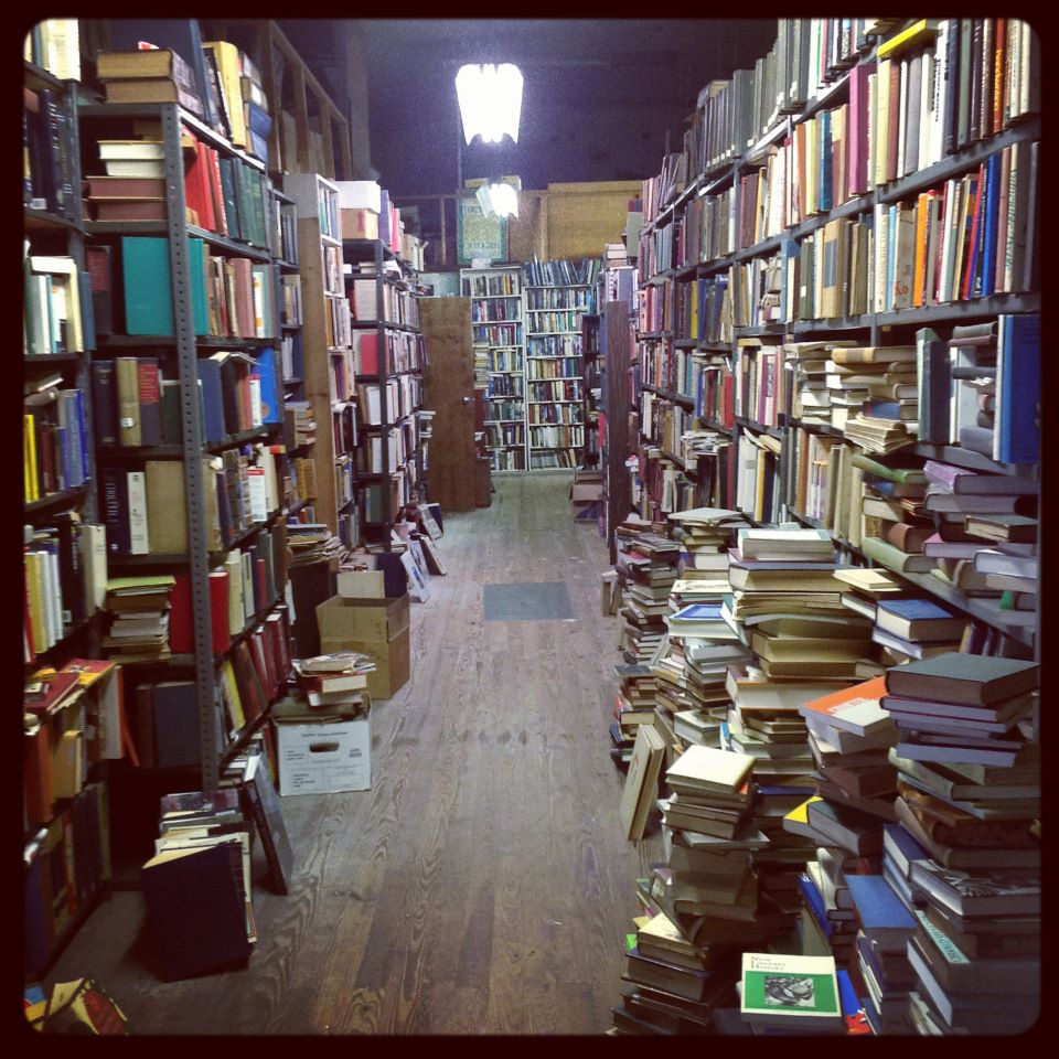 port richmond book store