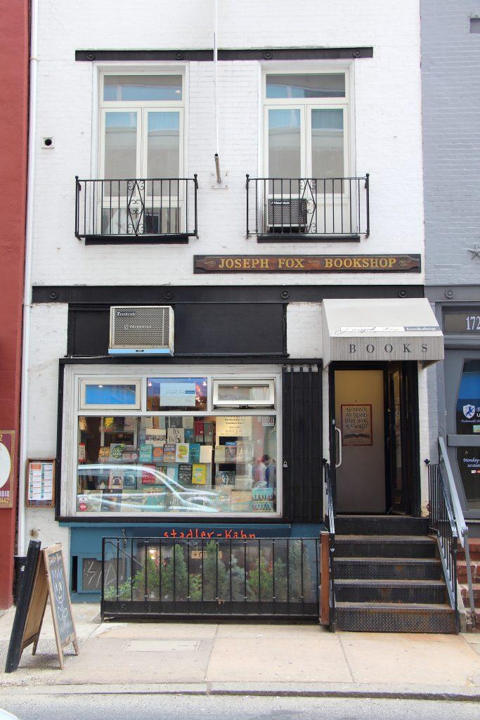 Joseph Fox Bookshop