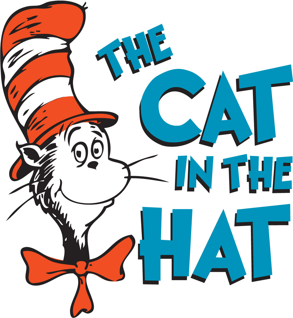 free clipart cat in the hat - photo #14