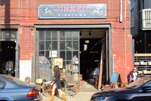 Jinxed newest location on Frankford Ave.