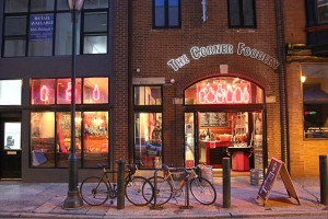 Corner foodery