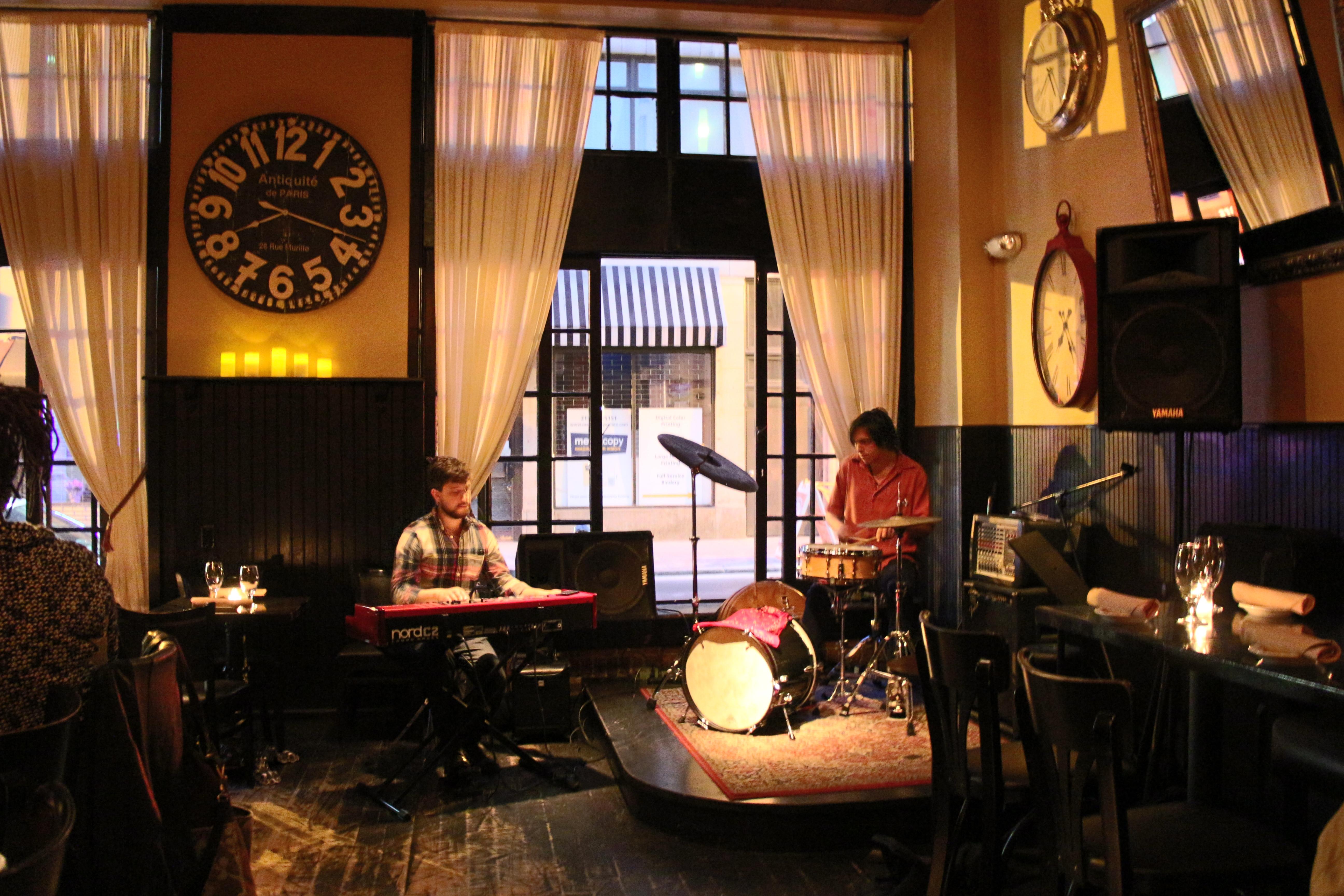 Jazz Center Restaurant The 2015 Center City Jazz