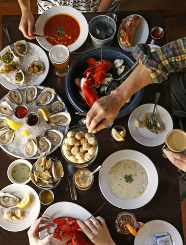 Making Our List Of Best Seafood Restaurants In Philly Is A Name Pretty Much Everyone Has Heard It S Not Just The That Makes This Place Great