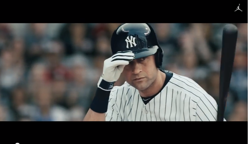 Re2pect Jordan Brands Touching Tribute To Derek Jeter Wooder Ice