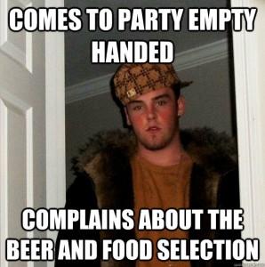 emptyhanded