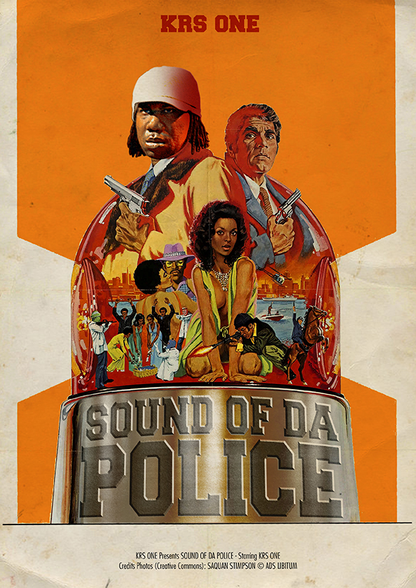 popular music made into old school movie posters wooder ice