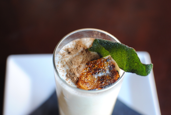 Brown Butter Sage Milkshake