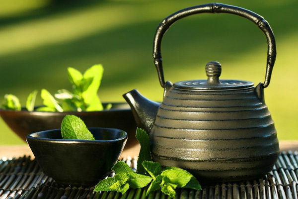 The Art of Tea - Wooder Ice