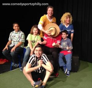 comedysportz-kids