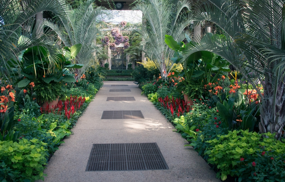 Endless summer 2015 7 philly things you need to do to - Places to eat near longwood gardens ...