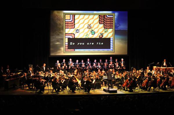 The Legend of Zelda: Symphony of the Goddesses - Master Quest - Wooder Ice