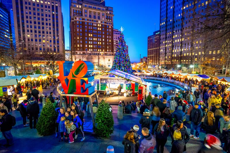 christmas is coming early this year as love parks christmas village opens soon wooder ice