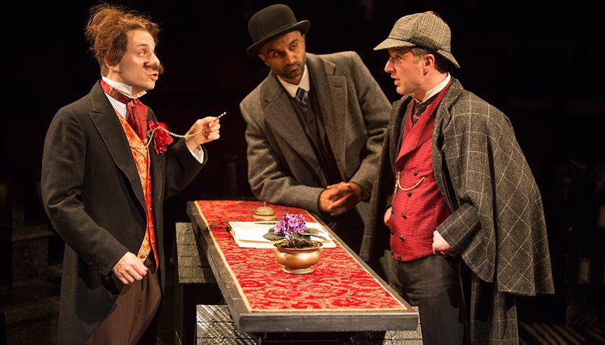 Sherlock Holmes Baskervill