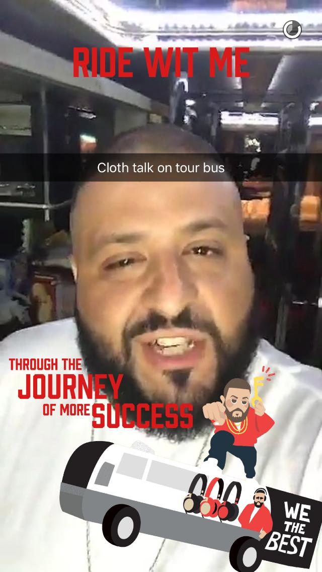DJKhaled_Snapchat