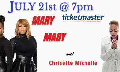 Mary Mary Ft. Chrisette Michelle