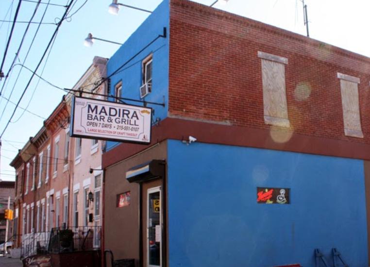 Madira Bar & Grill