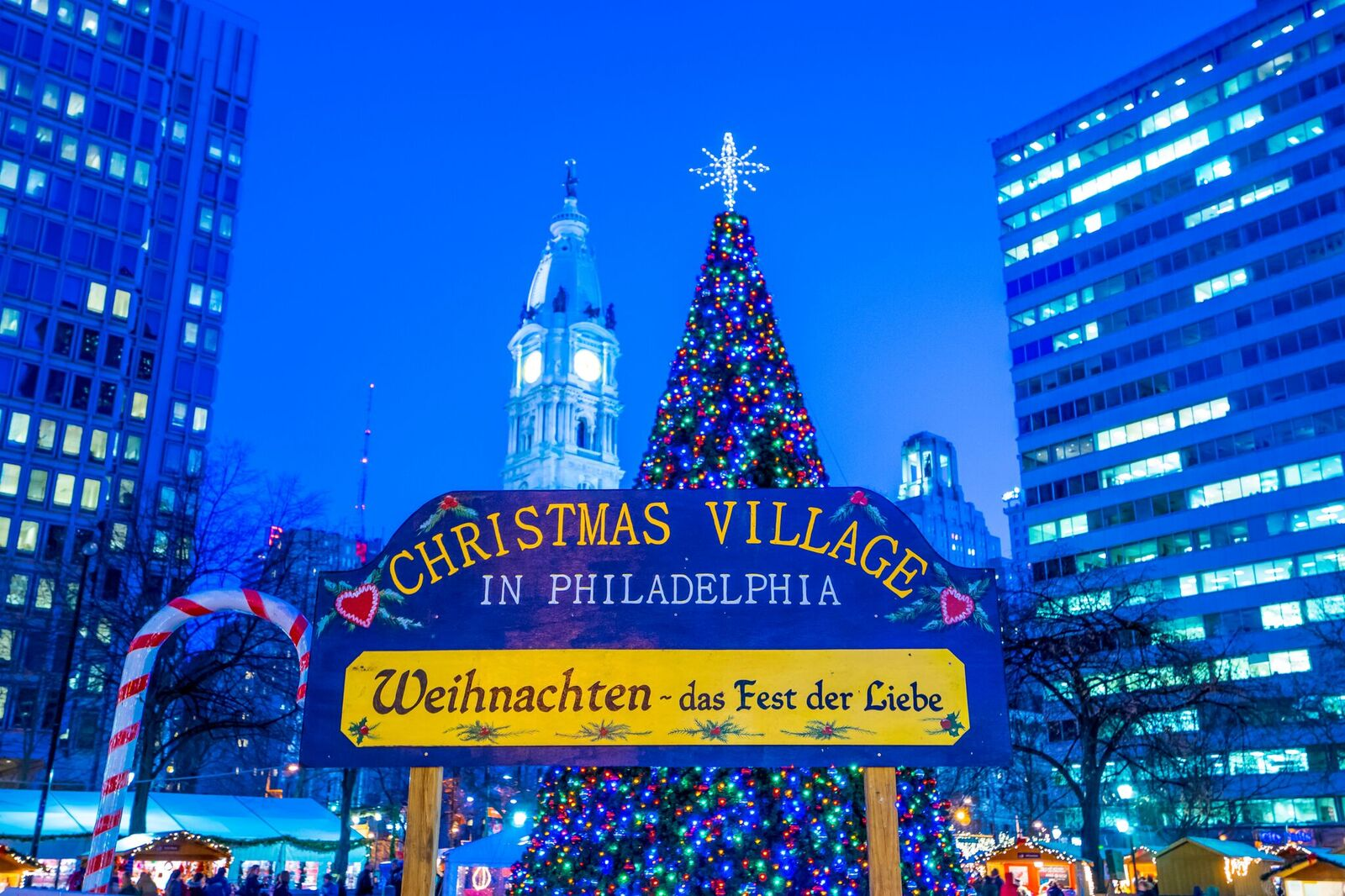 Philadelphia Christmas Market.25 Things To Know About The Christmas Village In