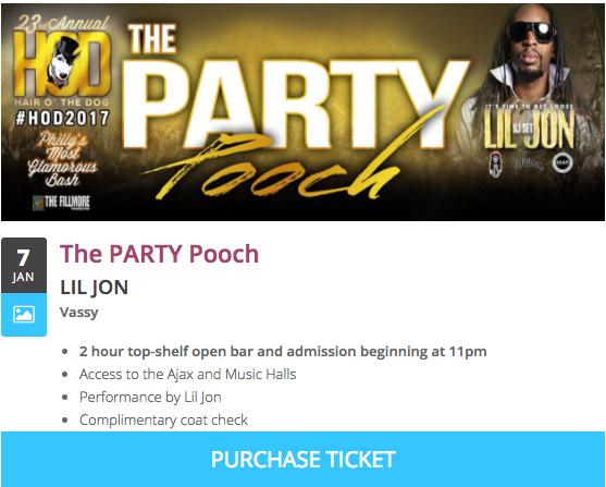 party-pooch
