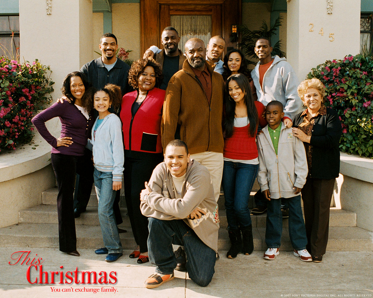 12 gifts for christmas movie cast