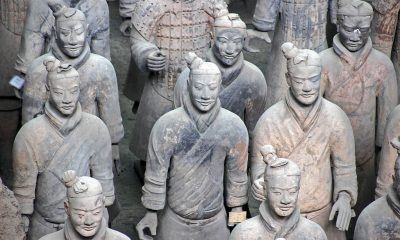 terracotta Warriors philly