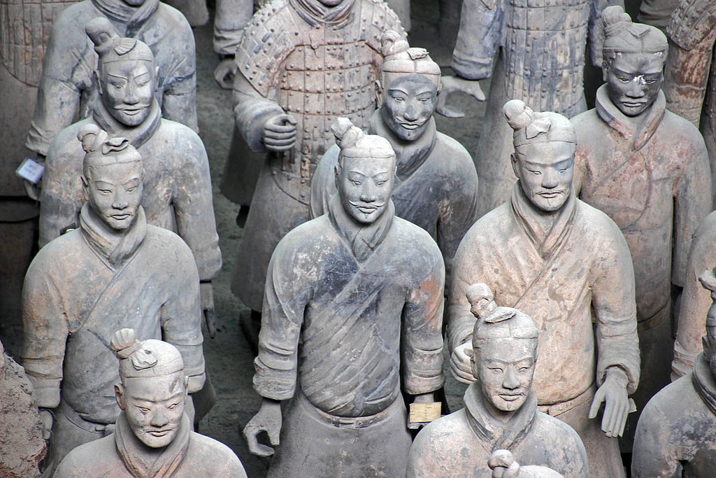 terracotta Warriors philly