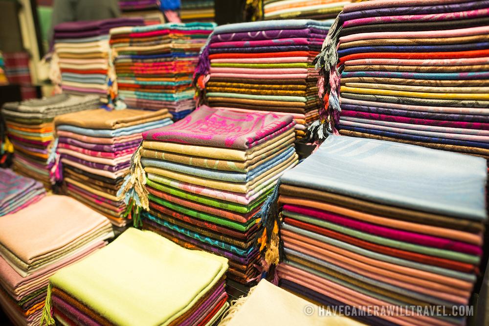 Diy Craft Night Turkish Silk Scarf Wooder Ice