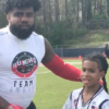 ezekiel elliot weight