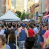 Over 2,500 people came out for the debut of the Old City Eats Block Party