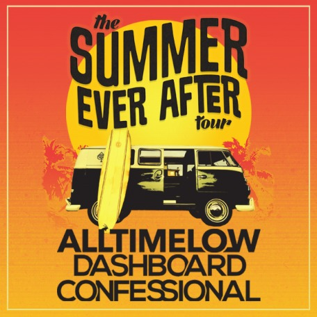 Radio 104.5 Presents The Summer Ever After Tour feat. All Time Low & Dashboard Confessional with Gnash