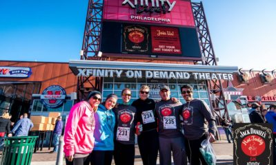 Jack Daniel's Hot Toddy 5k presented by Xfinity Live
