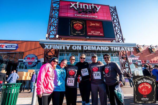 Jack Daniel's Hot Toddy 5k presented by Xfinity Live