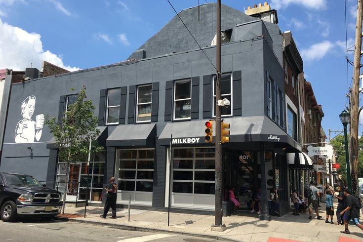 MilkBoy South Street