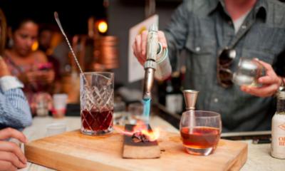 The Twisted Tail whiskey bonanza