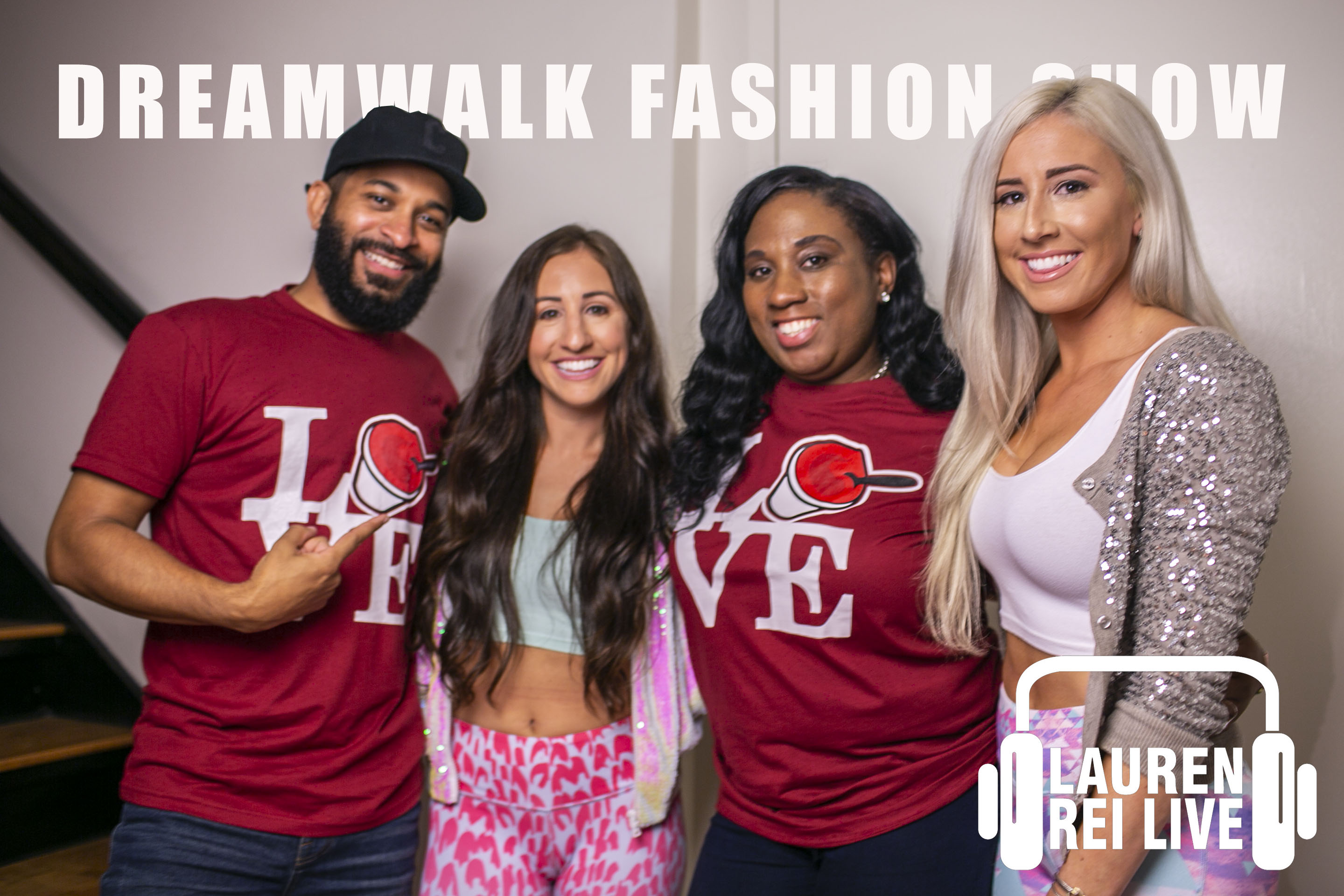 Dreamwalk Fashion Show Interview