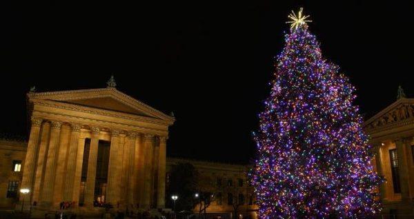 museum of art tree lighting