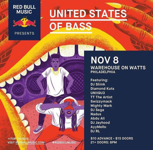 united states of bass