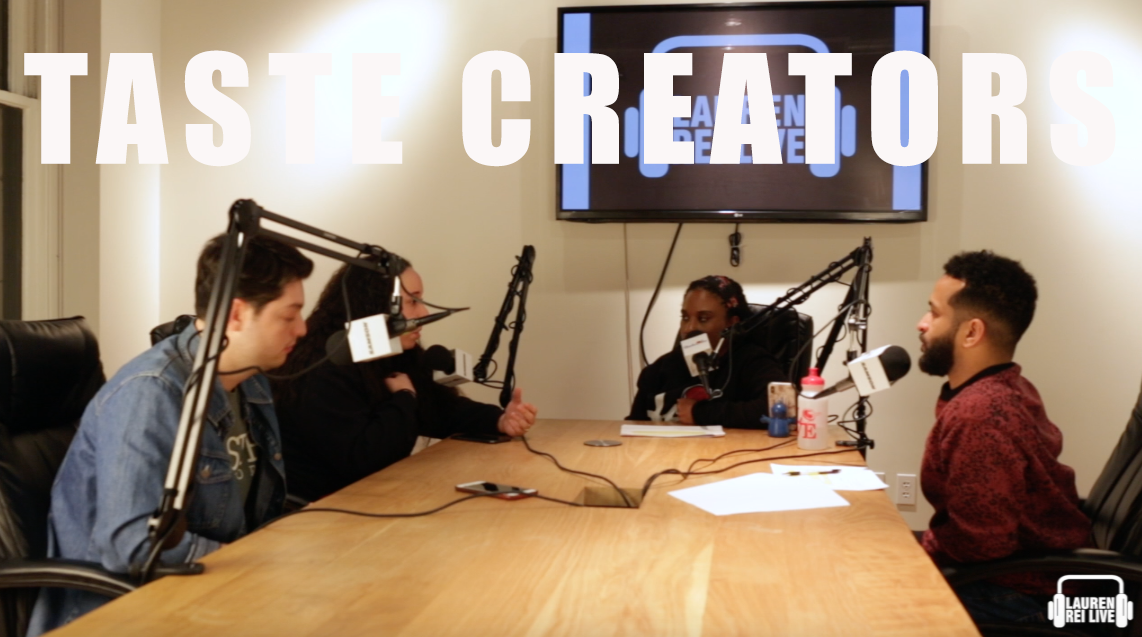 Taste creators interview