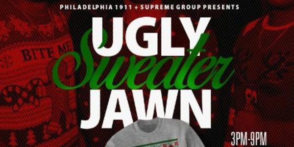 Ugly Sweater Jawn