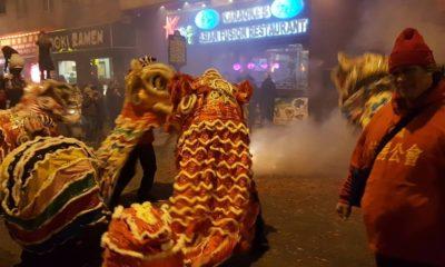 2019 Chinatown Midnight Lion Dance