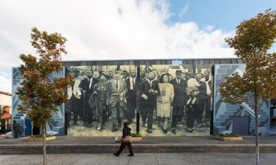 Black History Month Mural Tour